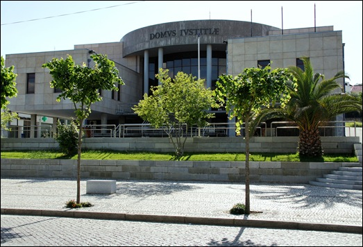Mêda - Glória Ishizaka - tribunal judicial