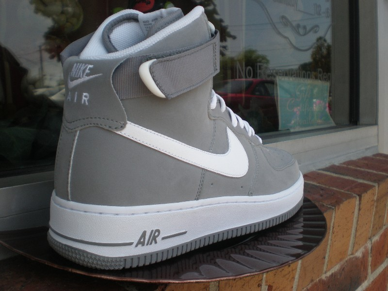 Nike Air Force 1 High Top Paypal