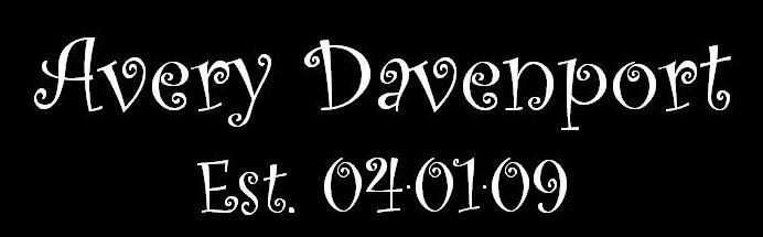 Avery Davenport