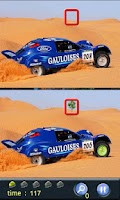 Screenshot of Find Differences - Car
