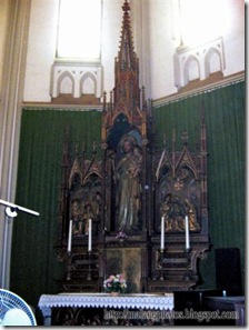 Inside Malang Cathedral 6