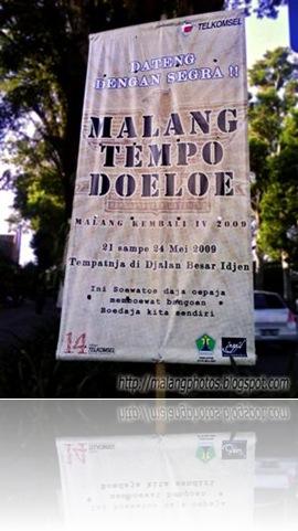Malang Tempo Doeloe Poster