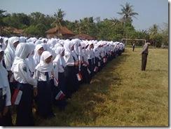 Siswi SMP