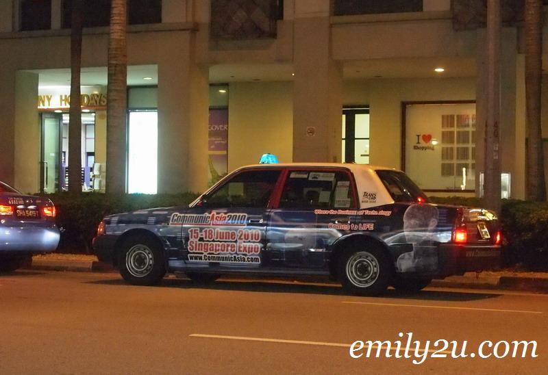 CommunicAsia Singapore EXPO