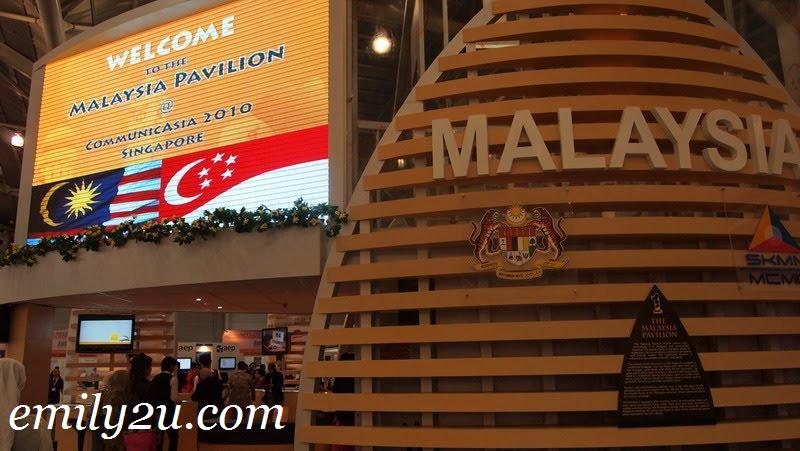 Malaysian Pavilion