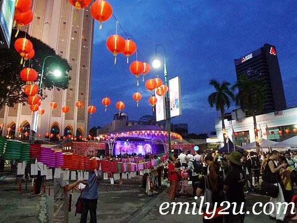 lantern festival central market