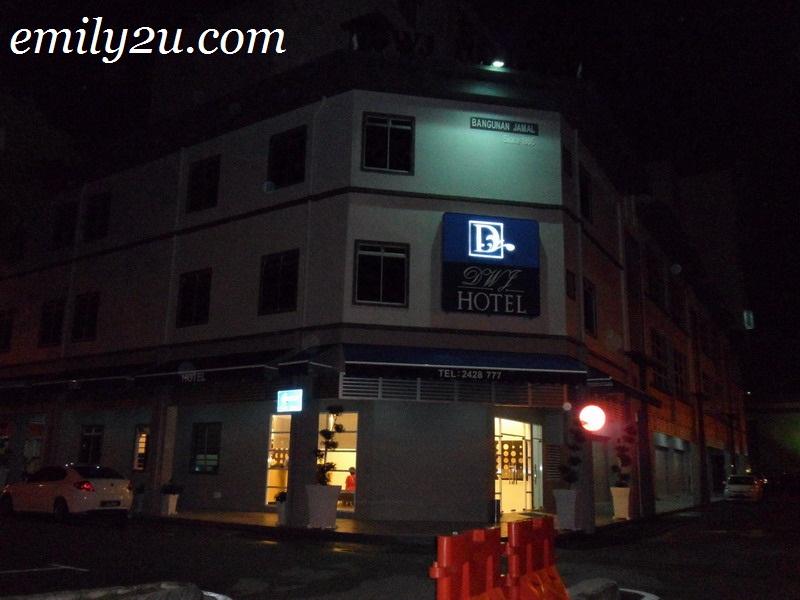 new hotel Ipoh