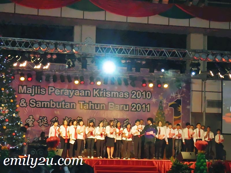 English choir