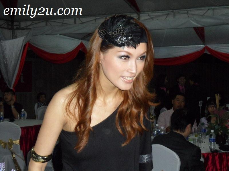 supermodel Amber Chia