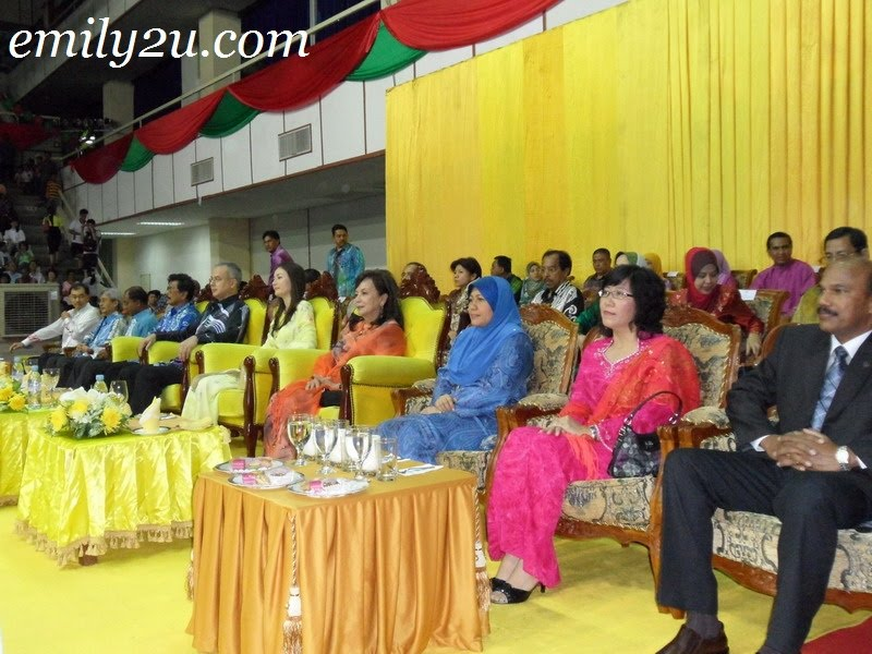Perak State VVIPs