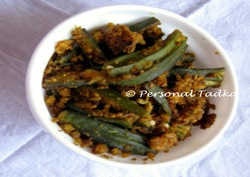 BesanwaliBhindi