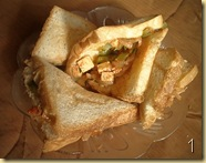 PaneerSandwich