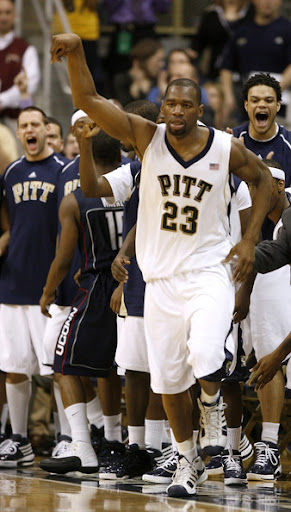 University of Pittsburgh Basketball Uniforms