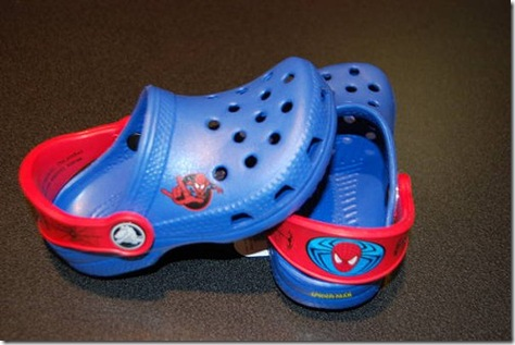 crocs_blue_spiderman