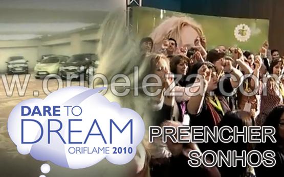 Oriflame - Preencher Sonhos 2010