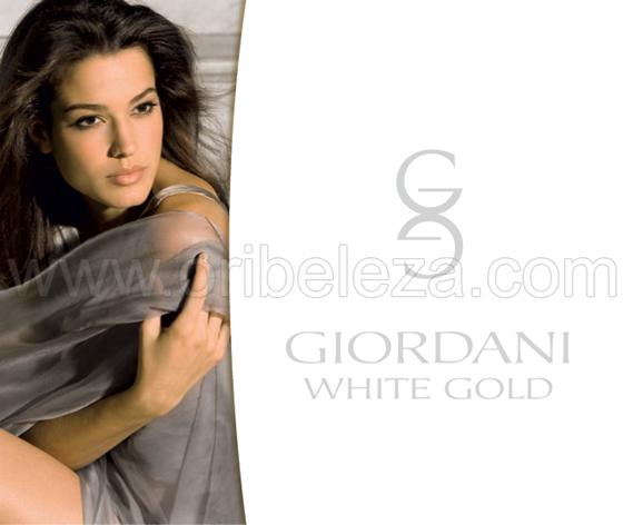 Conjunto 3 em 1 Giordani White Gold da Oriflame