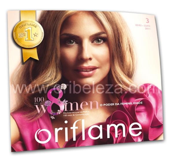 Catálogo 03 de 2011 da Oriflame