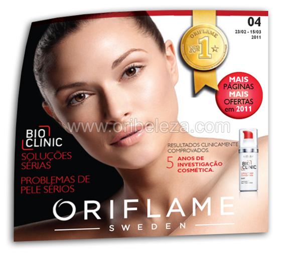 Oriflame – Catálogo 04 de 2011