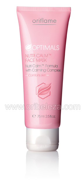 Oriflame – Máscara Nutri Calm Optimals