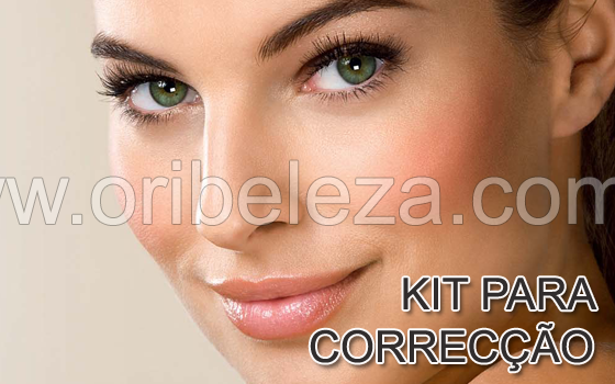 Kit Para Correcção Oriflame Beauty