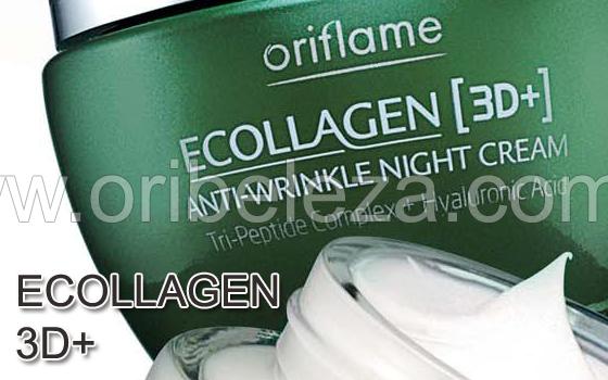 Oriflame Ecollagen [3D+] – Catálogo 04 2011