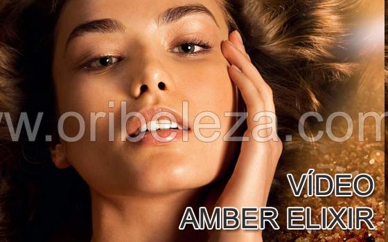 Video Fragrância Amber Elixir da Oriflame