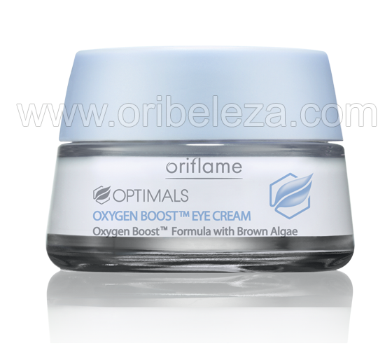 Creme Olhos Optimals Oxygen Boost Oriflame