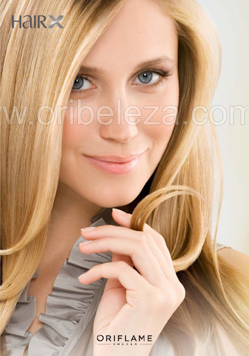 Oriflame HairX – Linha Reparadora