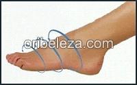 Mousse Crocante para Pernas Feet Up Advanced da Oriflame