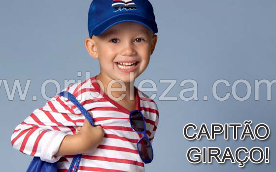 Oriflame Sailor – Para os meninos