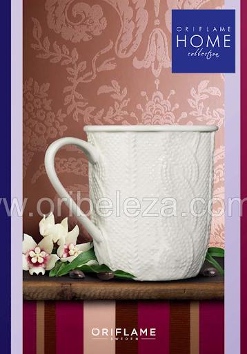 Caneca Home Collection Oriflame