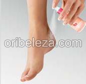 Cuide dos Pés com Feet Up Fresh Glow da Oriflame