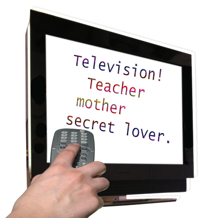 Television!     Teacher     Mother     Secret Lover
