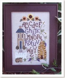 Waxing Moon Designs-Summer Sampler