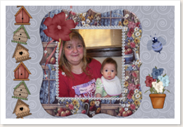 grandma and macie
