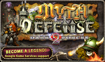 Screenshot of Myth Defense 2: DF