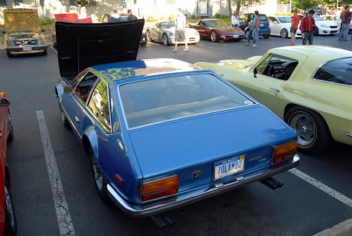 1970 Lamborghini Jarama.