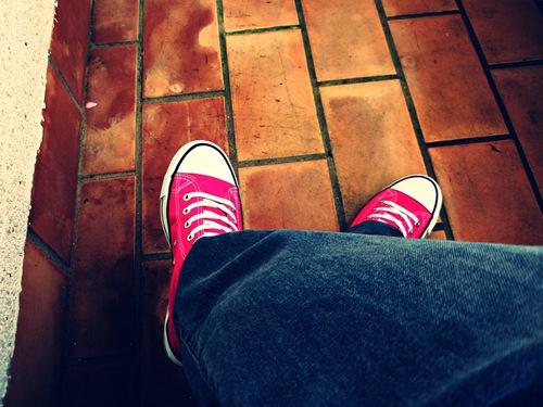 retokada zapatos
