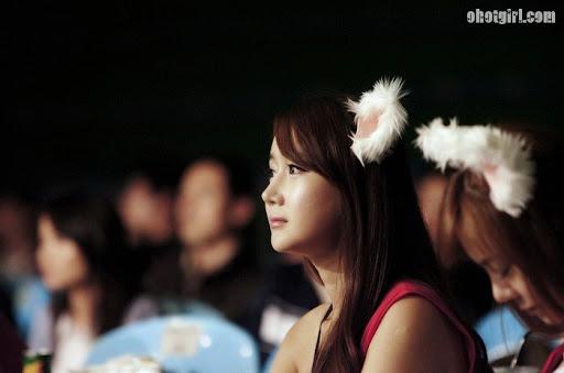 Han Chae Yee at M-1 and KF-1 2011