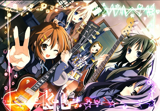 K-ON  / 2009 / 2.Sezon / Mp4 / TR Altyaz�l�