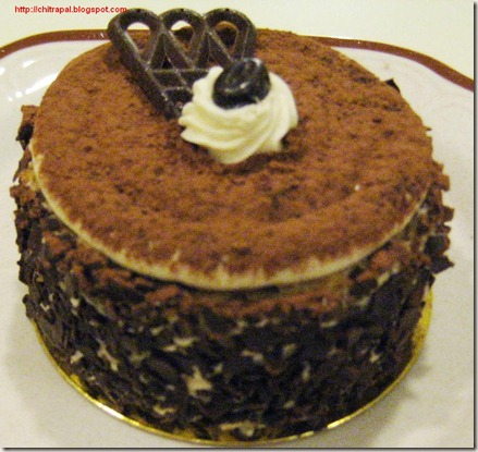 Chitra Pal Tiramasu Cake