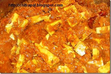 Chitra Pal Spicy Kathal ki Sabzi