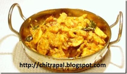 Chitra Pal  Chicken Vindaloo