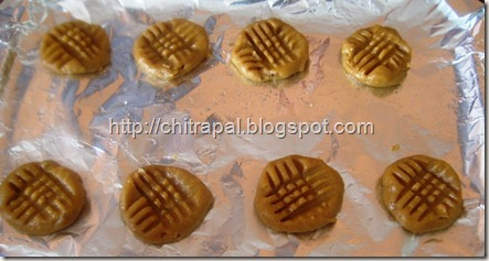 Chitra Pal Peanut Butter Cookies