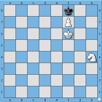 Học cờ vua - chiếu bí với Mã | Chess - Chessmate with Knight