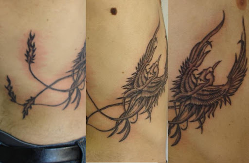 Mr. Superpallo's Fenix tattoo. Picasa Web Albums - IREZUMI TATTOO ART - Fenix