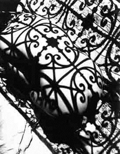 Negresco Balcony, 1949 Fernan Fonssagrives