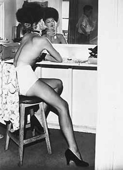Le Modèle, New York, 1942