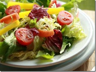Saladas para o verão