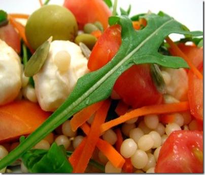 Saladas Cris Leite